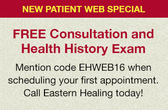 Eastern Healing Website Special