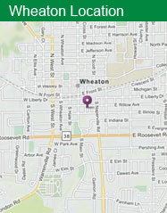 Eastern Healing Wheaton Location